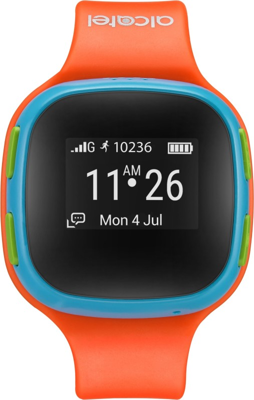 Alcatel Move Time - Flat ?2,000 Off - wearable_smart_devices