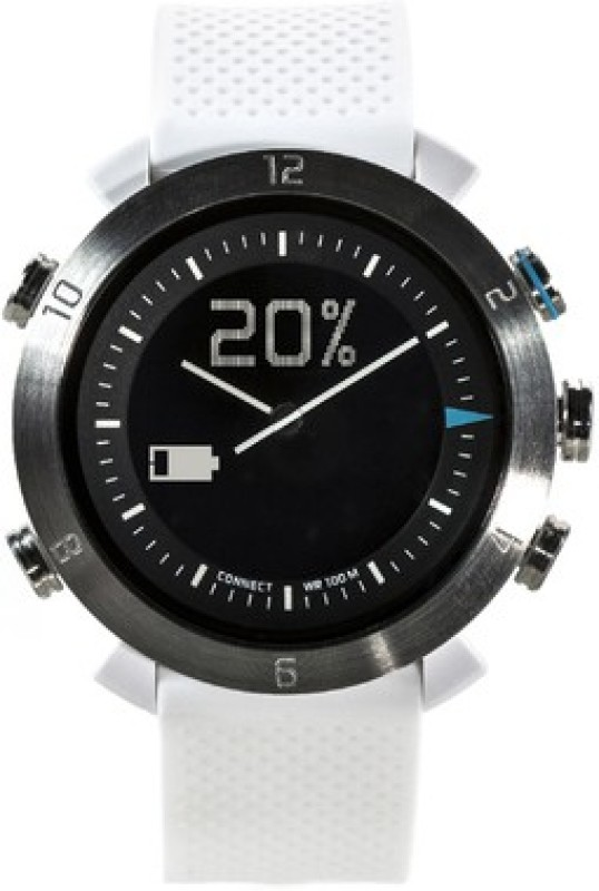 COGITO **** Silver Smartwatch(Multicolor Strap Regular)