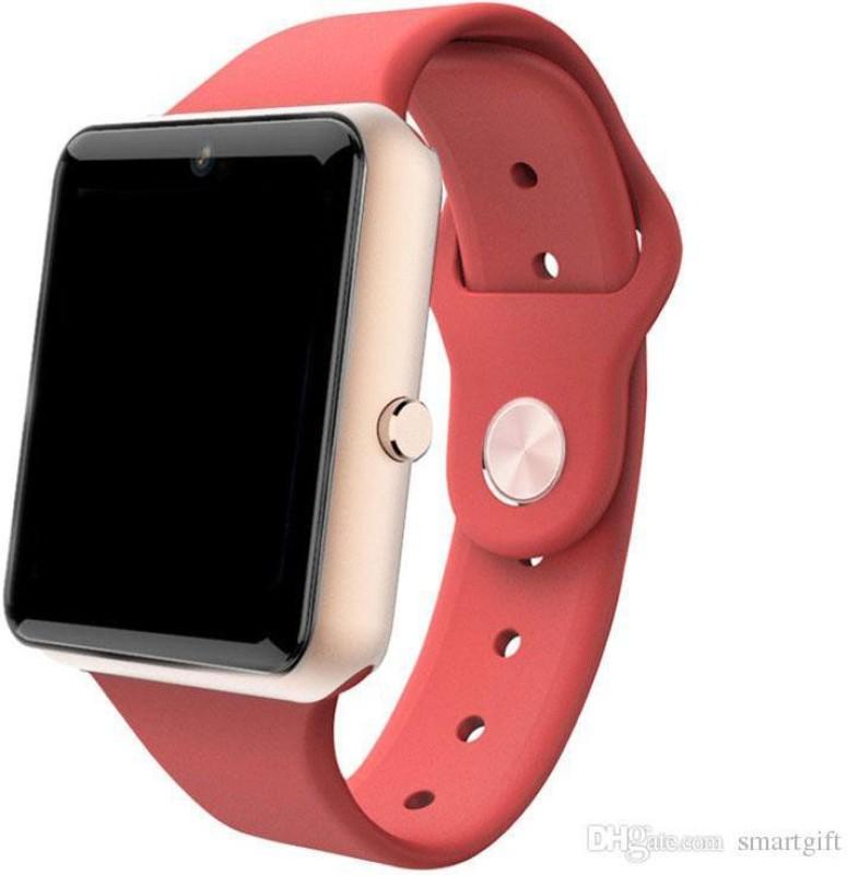 epresent Smart Watch Smartwatch(Red Strap Regular)