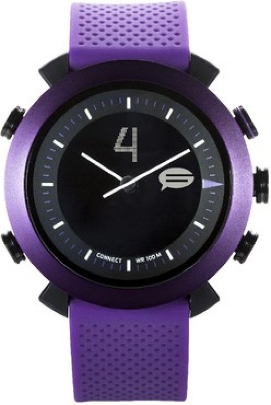 COGITO *** Purple Smartwatch(Purple Strap Regular)