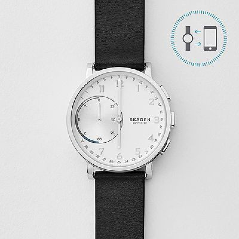 Skagen Connected - From ?1,192/month . - wearable_smart_devices