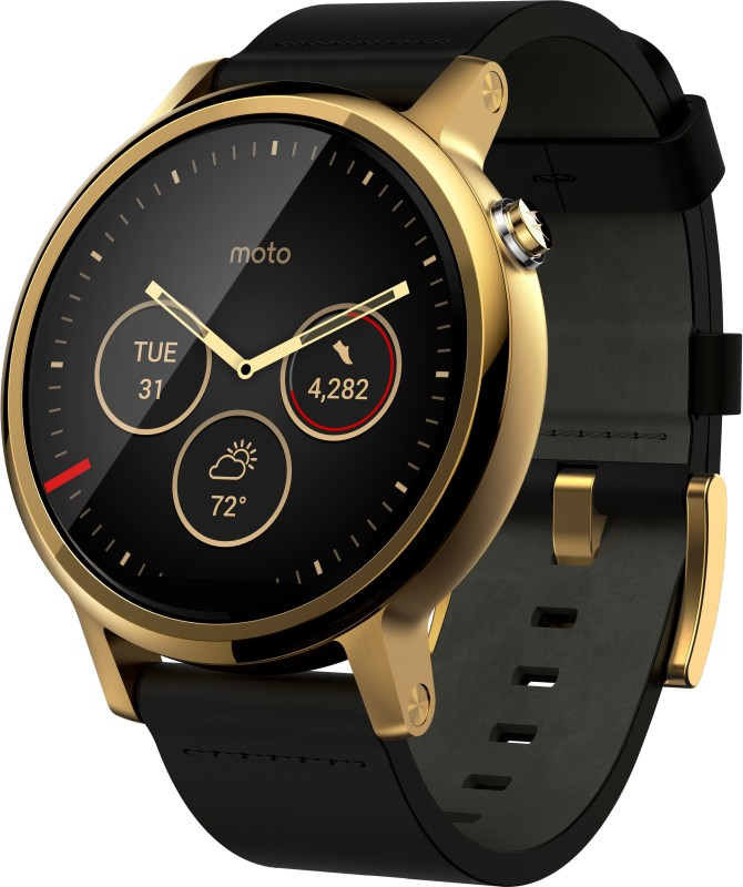 Moto 360 (2nd Gen) - Smartwatches - wearable_smart_devices