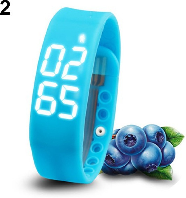ZVR BLZ1 Fitness Smartwatch(Blue Strap Regular)