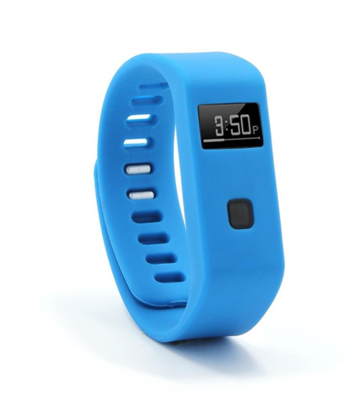 Flipfit Fitastic Peppy Blue Smartwatch(Blue Strap Large)