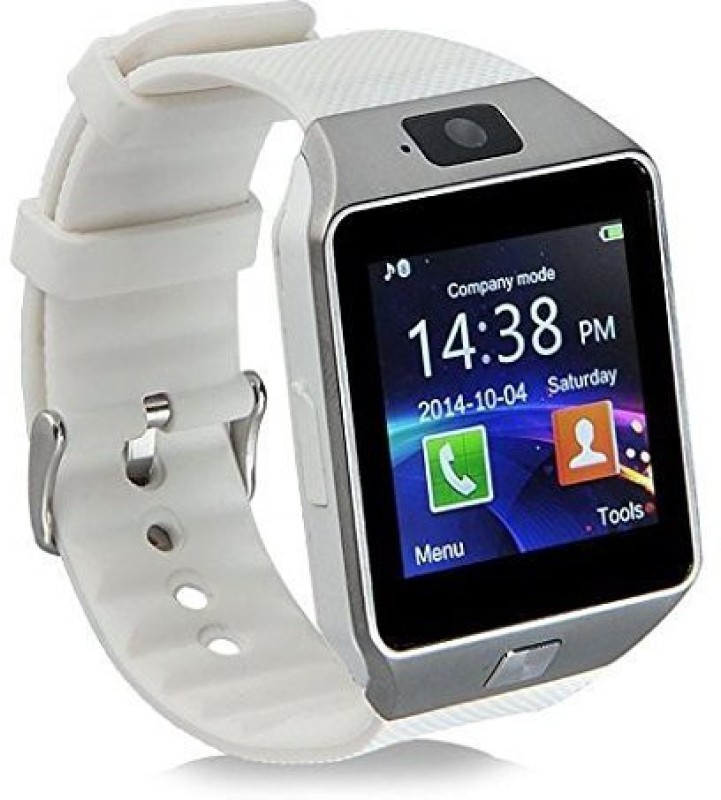 PERSONA U8 phone Smartwatch(White Strap Regular)