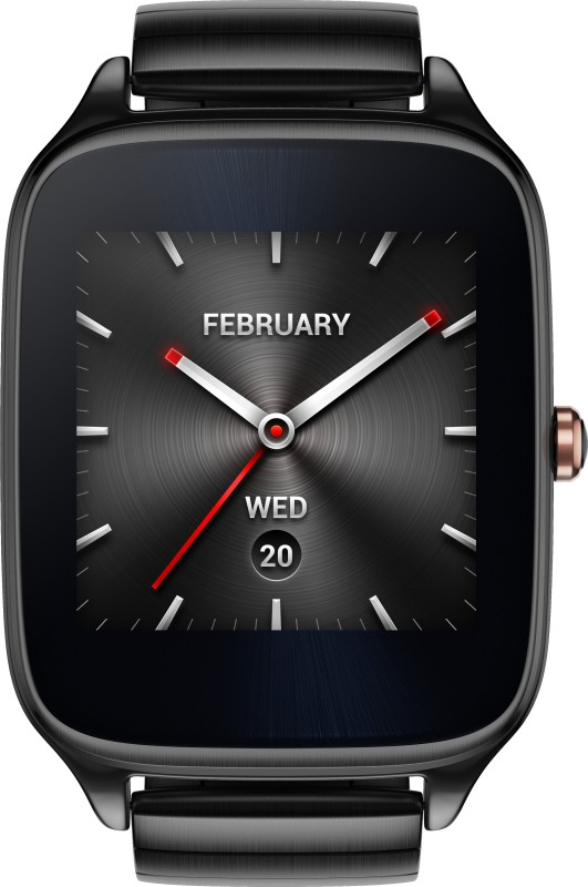 Asus ZenWatch - Smartwatches - wearable_smart_devices