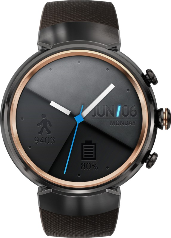 Asus Zenwatch 3 - No Cost EMI from ?1,956/month - wearable_smart_devices