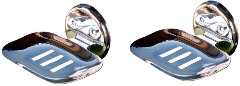 Jolly'S Lotus Soap Dish(Silver)