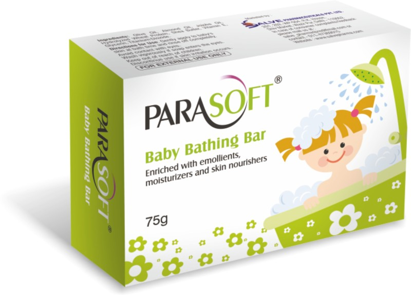Parasoft baby soap skin care(75 g)