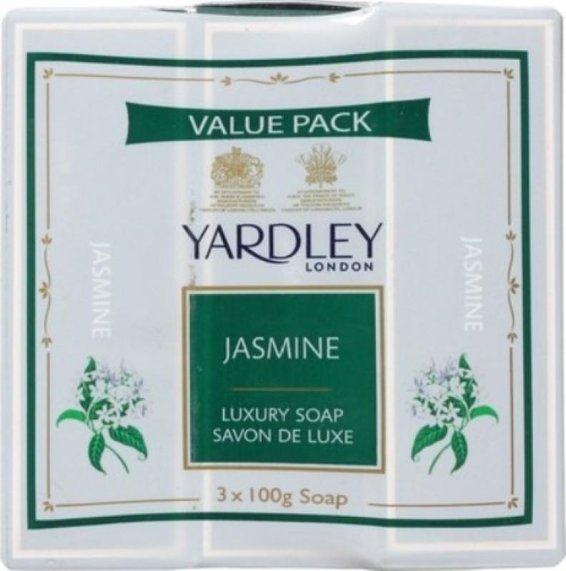 Yardley London Luxury Soap(3 x 100 g)