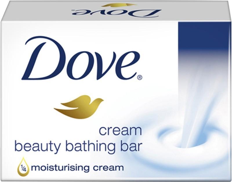 Dove Cream Beauty Bathing Bar(75 g)