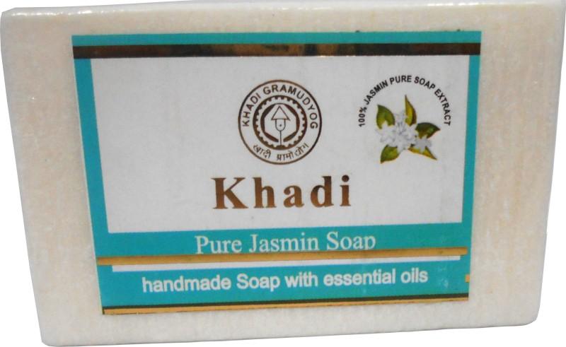 Khadi Herbal NaturalPure Jasmine Soap(125 g)
