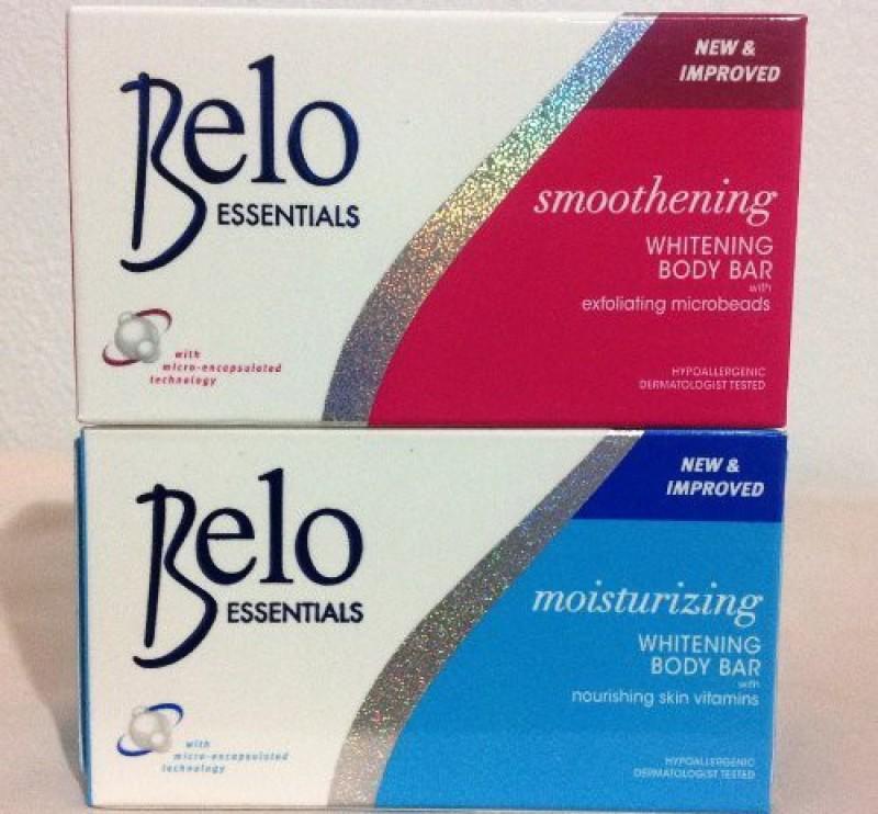 Belo Essentials Whitening Body Bar 2(set of 2)(2 x 67.5 g)