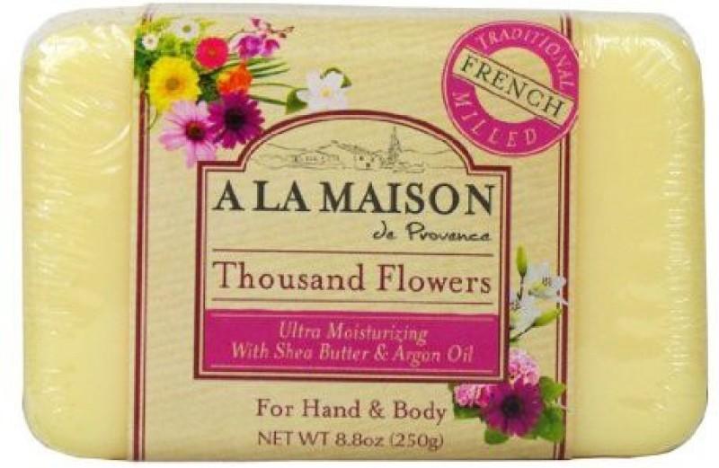 A La Maison Solid Bar Soap Thousand Flowers(250 g)