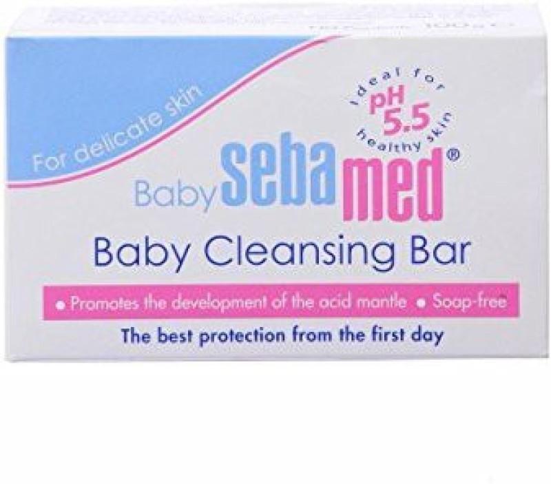 Sebamed Baby Cleansing Bar, 3.5 oz(100g)(100 g)