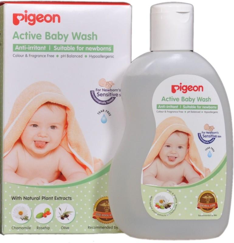 Pigeon Active Baby Wash(200 ml) Active Baby Wash