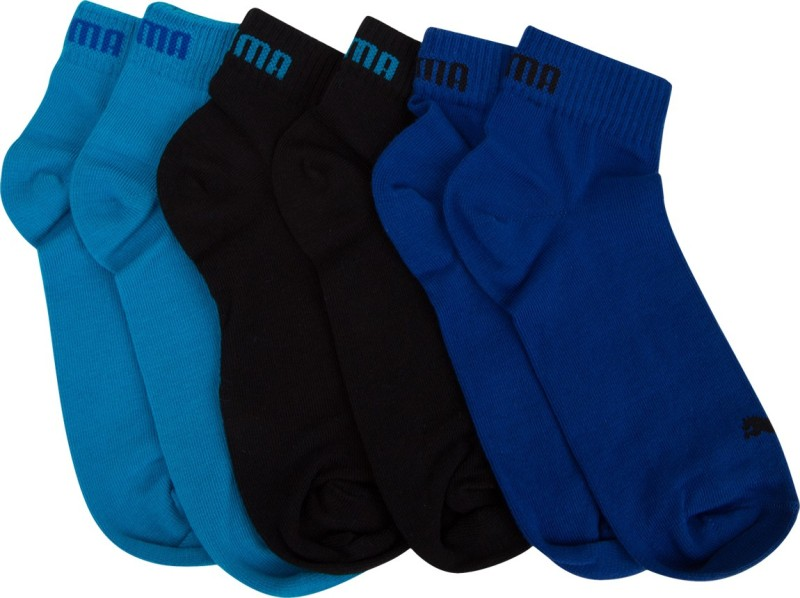 Puma Mens Quarter Length Socks