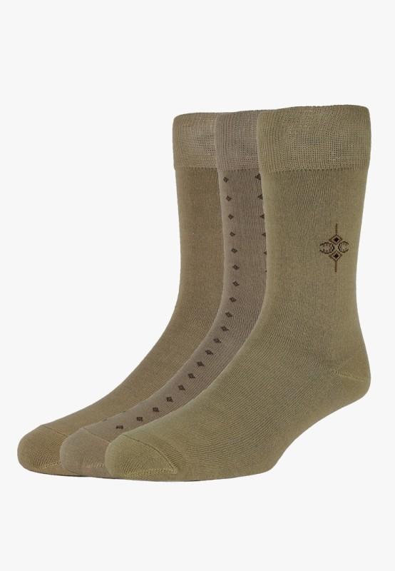 Van Heusen Mens Mid-calf Length Socks