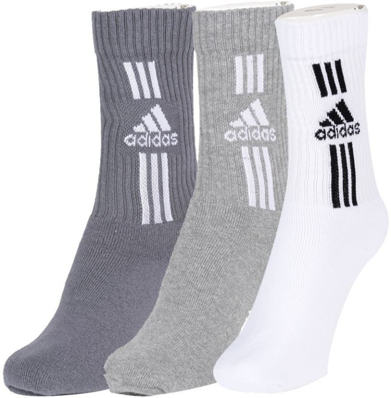 Adidas Men's Crew Length Socks