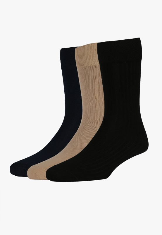 Peter England Mens Mid-calf Length Socks