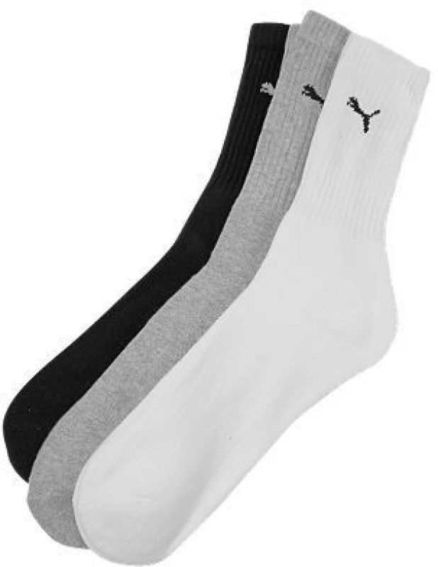 Puma Mens Crew Length Socks
