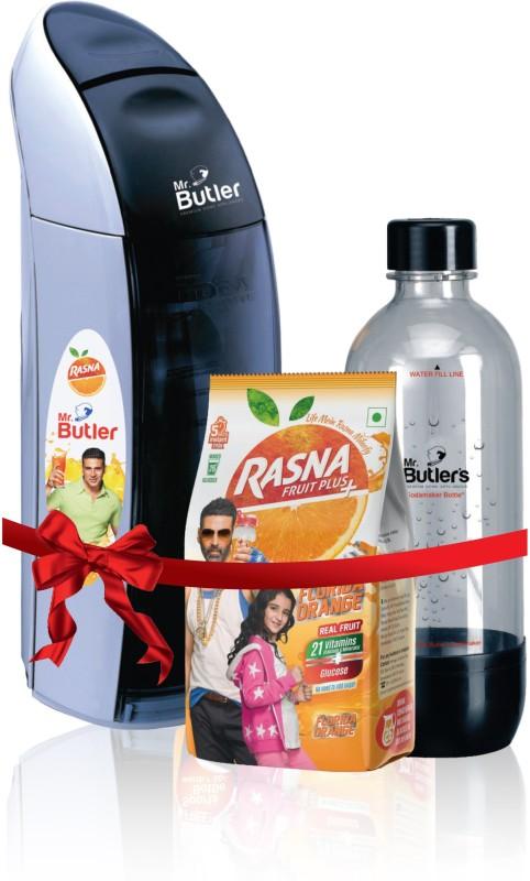 MR. Butler RASNA Fruit Soda Maker(White)
