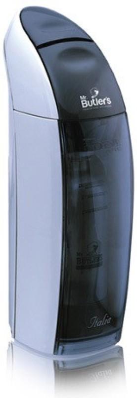 MR. Butler Italia White (2 cylinder pack) Soda Maker(White, Grey)
