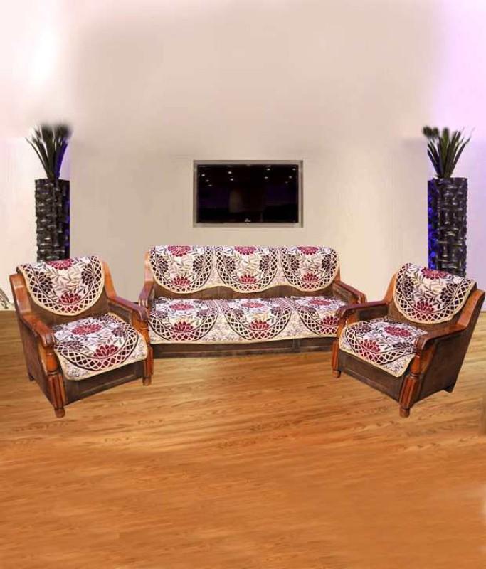 Shivkirpa KSC001 Sofa Fabric(Multicolor 27 m)