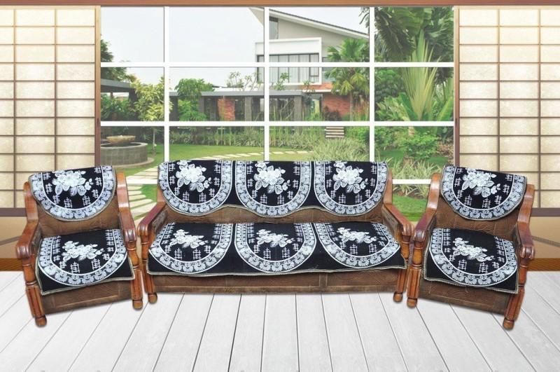 Shivkirpa SCF046 SCF046 Sofa Fabric(Multi 1.7 m)