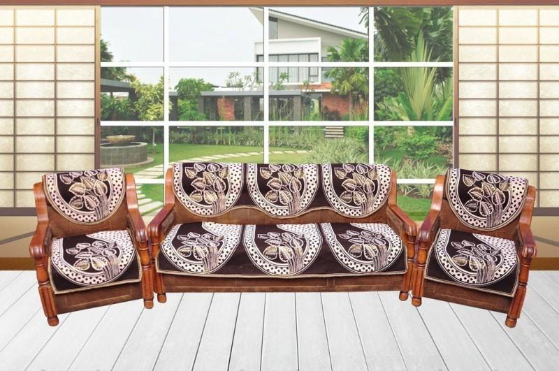 Shivkirpa SCF039 SCF039 Sofa Fabric(Multi 1.7 m)