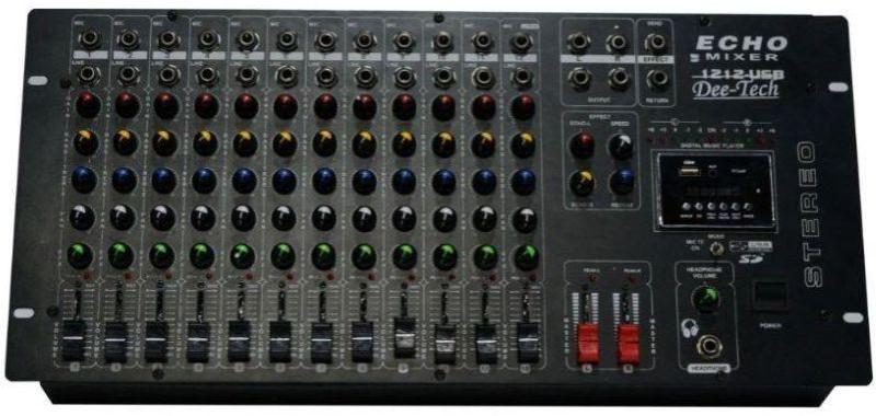 Dee Tech SMX-1212 Digital Sound Mixer