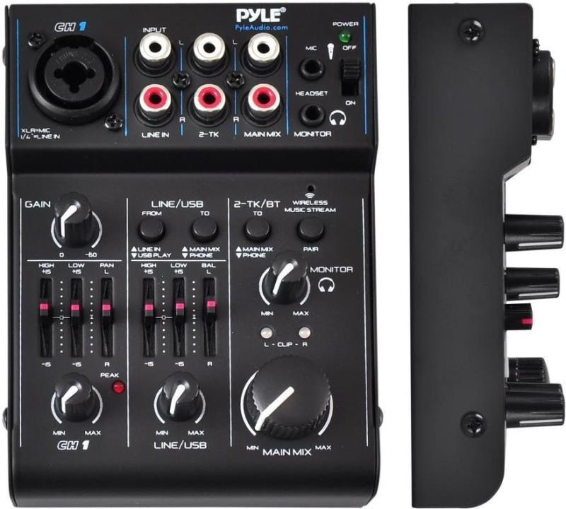 Pyle PAD30MXUBT Powered Sound Mixer