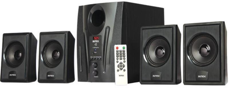 Intex 2650 digi plus Home Audio Speaker(4.1 Channel) image