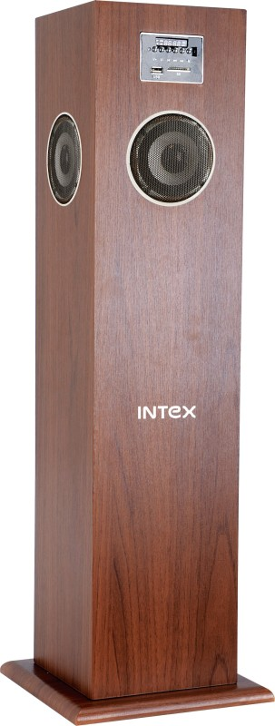 Intex IT-Blaster_4.1_SUF_BT 77 W Bluetooth Home Audio Speaker(Brown, 4.1 Channel)