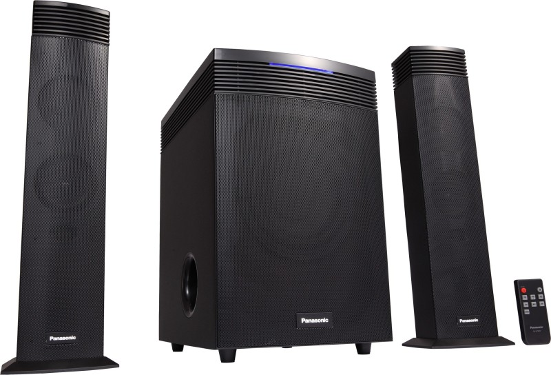Panasonic SC-HT21GW-K 65 W Bluetooth Home Audio Speaker(Black, 2.1 Channel)