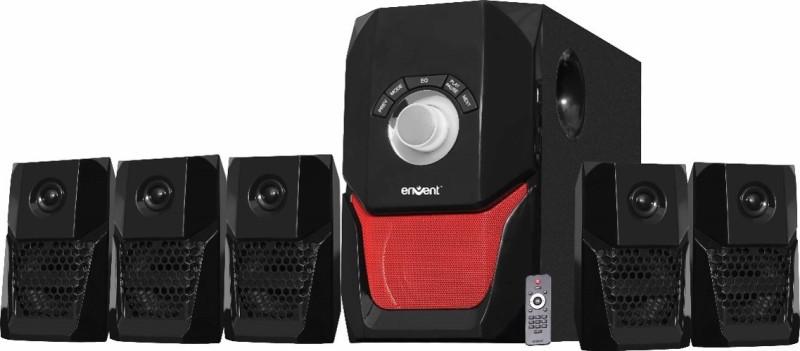 Envent Deejay 703 BT Bluetooth Home Audio Speaker(Black, 5.1 Channel)