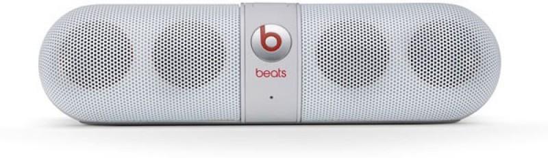 Janhvi Bluetooth Beatz Pill F 3 W Portable Bluetooth Home Audio Speaker(White, Mono Channel) image