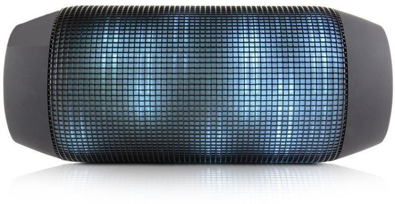 WDS PULSE01 10 W Portable Bluetooth Home Audio Speaker(Black, 2.1 Channel) image