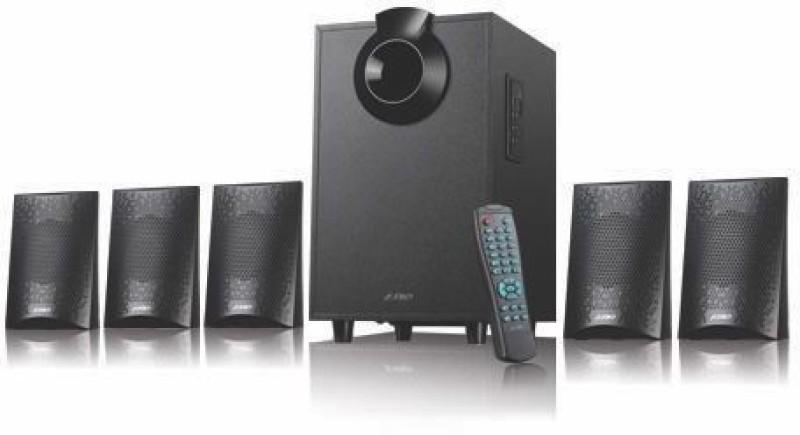 F&D F1500U Home Audio Speaker(Black, 5.1 Channel)