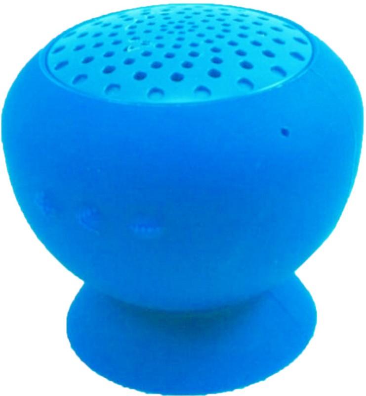 Elint W001B 3 W Portable Bluetooth  Speaker(Blue, Mono Channel) image