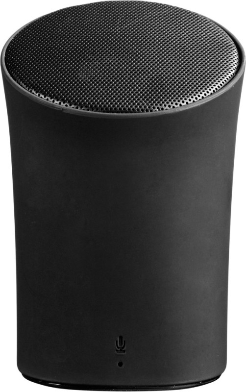 Portronics Sound Pot POR 280 3 W Portable Bluetooth Speaker(Black, Mono Channel)