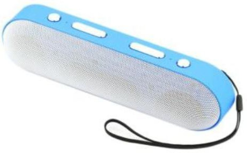 Saturn Retail CR-X29 Speaker New Pill Mini Bluetooth Speaker Portable Wireless Bulit-in Handsfree Support TF USB Speakers for Smart Phone Portable Bluetooth Mobile/Tablet Speaker(Blue, Mono Channel)