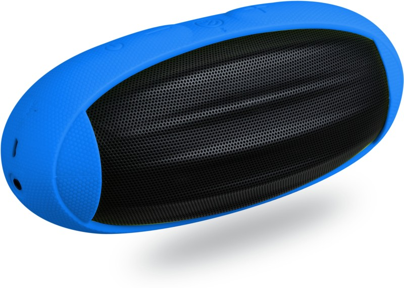 boAt Rugby 10 W Bluetooth Speaker(Blue, Stereo Channel)