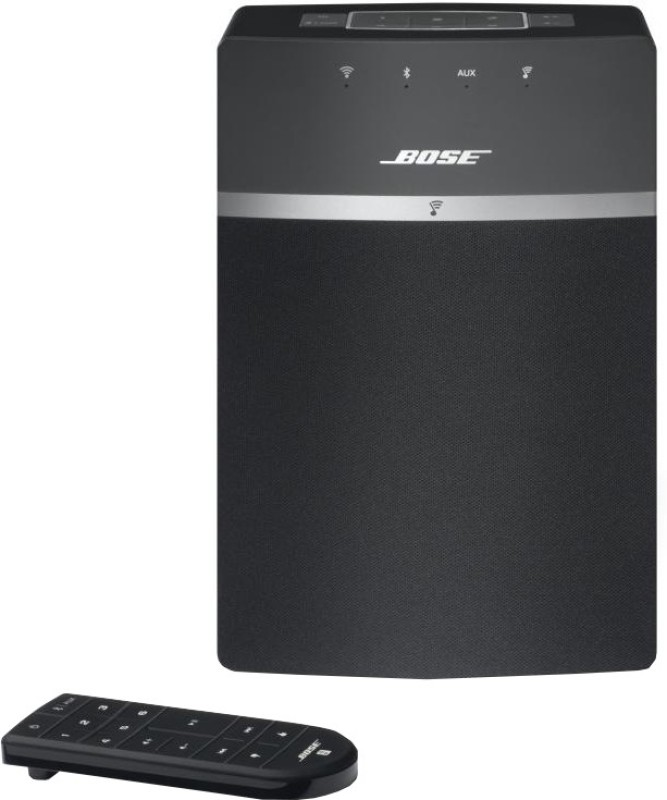 Bose SoundTouch 10 Bluetooth Speaker(Black, Mono Channel)