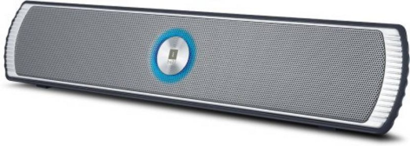 Iball soundstick Portable Bluetooth Speaker(Silver, Mono Channel)