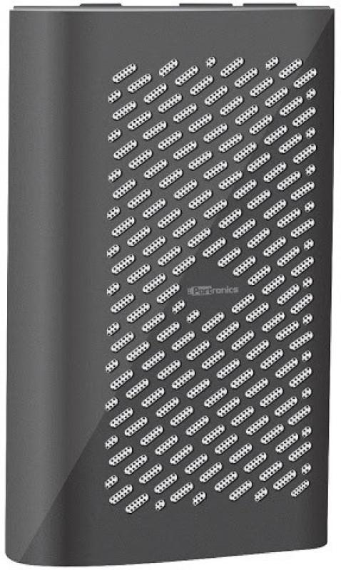 Portronics sound wallet 3 W Portable Bluetooth Speaker(Grey, Mono Channel)
