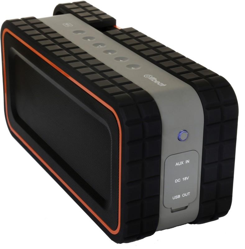 Offbeat Hybrid 30 W Portable Bluetooth Speaker(Black, Stereo Channel)