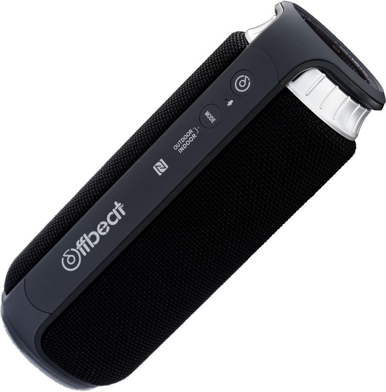 Offbeat SHADE 24W speaker 24 W Portable Bluetooth Speaker(Black, 2.1 Channel)