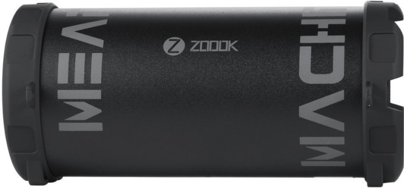 Zoook zb-rocker m2 Portable Bluetooth Mobile/Tablet Speaker(Black, 2.1 Channel)