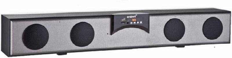 Envent Horizon 301 Silver 20 W Portable Bluetooth Soundbar(Black, 2.1 Channel)